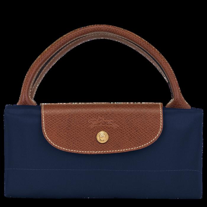 Bolsa de viaje L, Azul oscuro - Vista 4 de 4 - ampliar el zoom