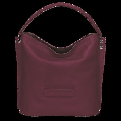 Sac porté épaule Longchamp 3D Raisin (L1768772P52) | Longchamp FR