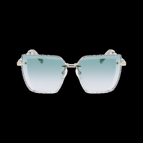 2020 秋冬系列 太陽眼鏡, 金綠色