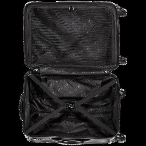 Koffer, Zwart/Ebbenhout - Weergave 3 van  3 -