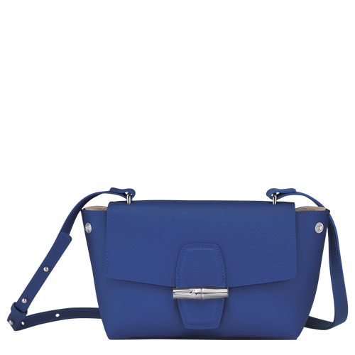 Crossbody bag, Blue - View 2 of  4 -