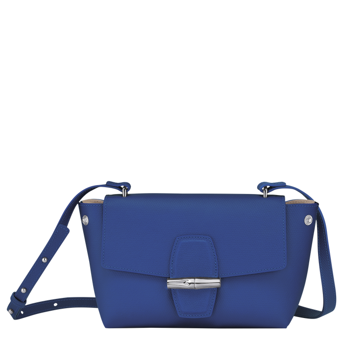 Crossbody bag, Blue - View 2 of  4 - zoom in