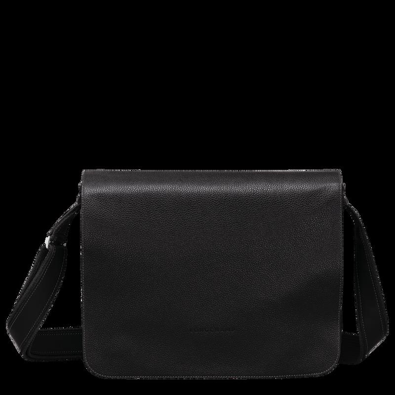 Le Foulonné Crossbody bag, Black