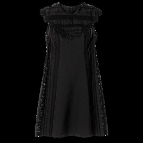 Collection Printemps/Été 2021 A-line dress, Black