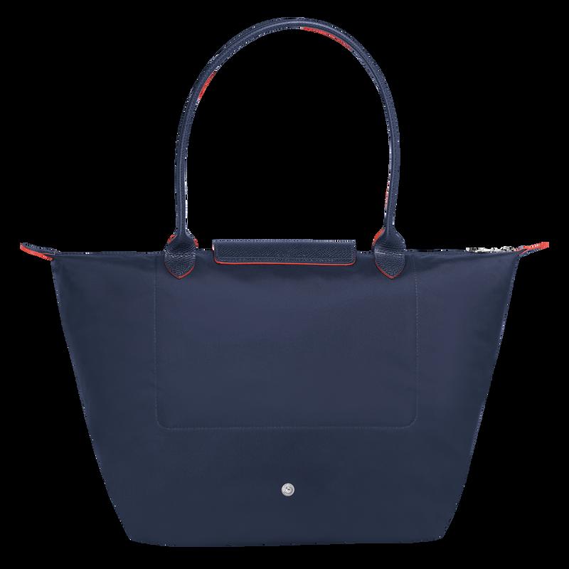 Shoulder bag L, Navy - View 4 of  6 - zoom in