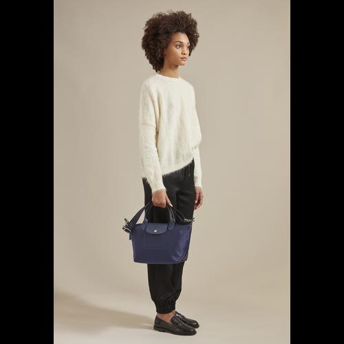 Le Pliage Néo Top handle bag S, Raspberry