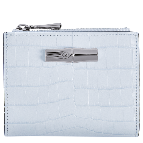 Compact wallet, Sky Blue - View 1 of  2.0 -