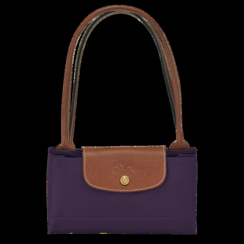 Le Pliage Original Shoulder bag S, Bilberry