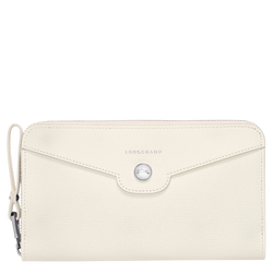Zip around wallet, 037 Ecru, hi-res