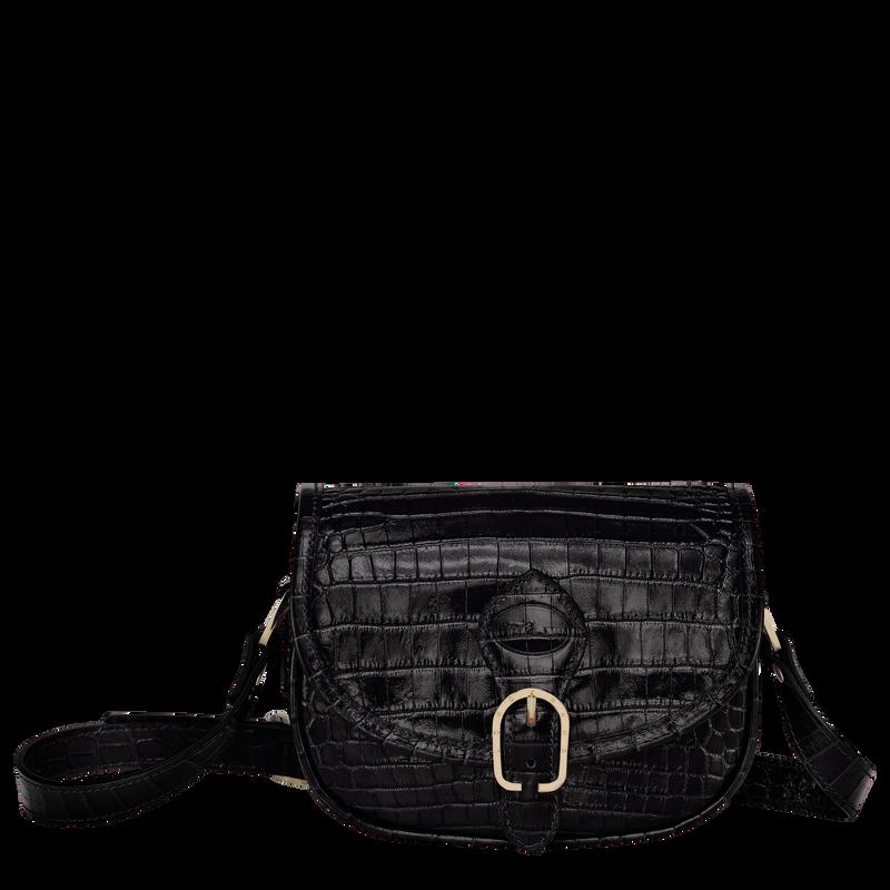 Longchamp 1980 Crossbody bag XS, Black