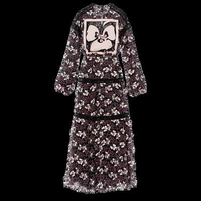 Long dress, Powder, hi-res