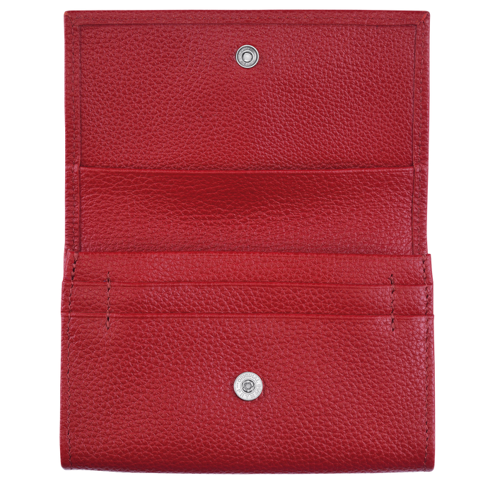 Le Foulonné Portemonnaie, Rot