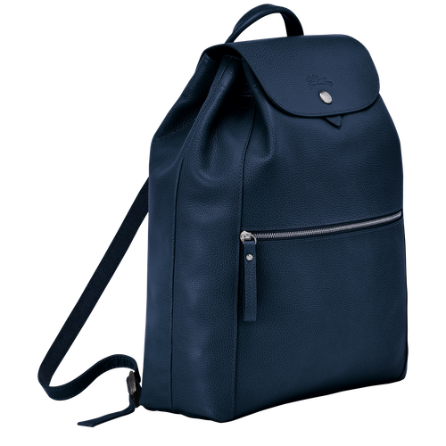 Backpack, Navy - View 2 of 3 -