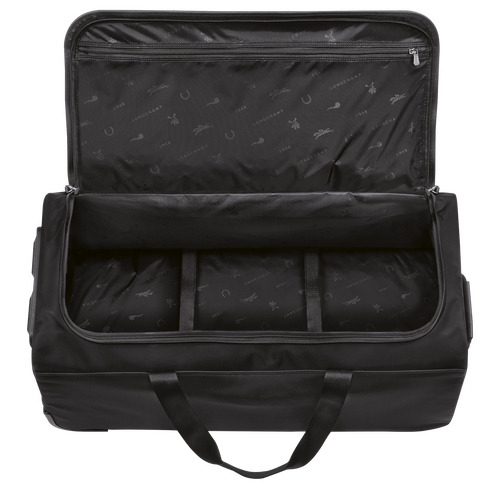Wheeled duffle bag, Black - View 3 of  3 -