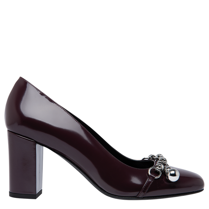 Pumps, Aubergine - View 1 of  2 - zoom in