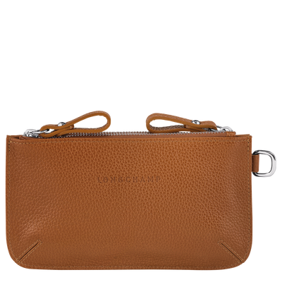 Coin purse Le Foulonné Caramel (L3619021F72)   Longchamp US