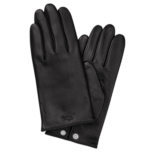 Men's gloves, Black, hi-res - View 1 of 1