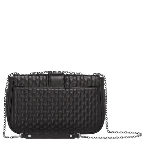 Crossbody bag M, Black/Ebony - View 3 of 3 -