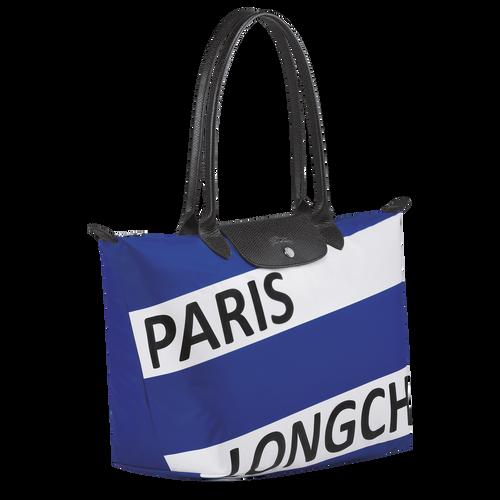 Le Pliage Collection Shoulder bag L, Blue