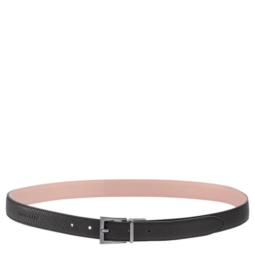 View 1 of Women's belt, Black/Powder, hi-res