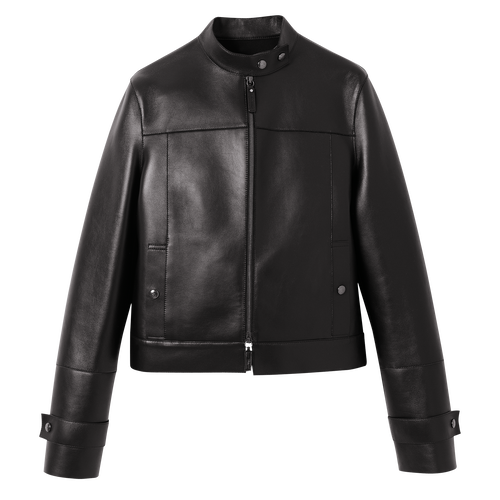 View 1 of Jacket, 001 Black, hi-res