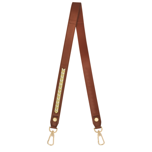 Shoulder Strap, 504 Cognac, hi-res