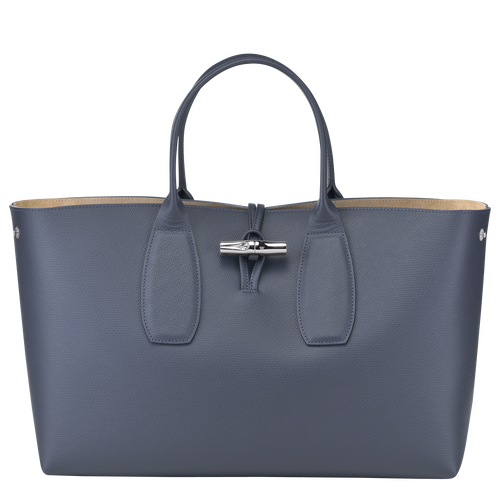 View 2 of Handtasche L, Piloten Blau, hi-res
