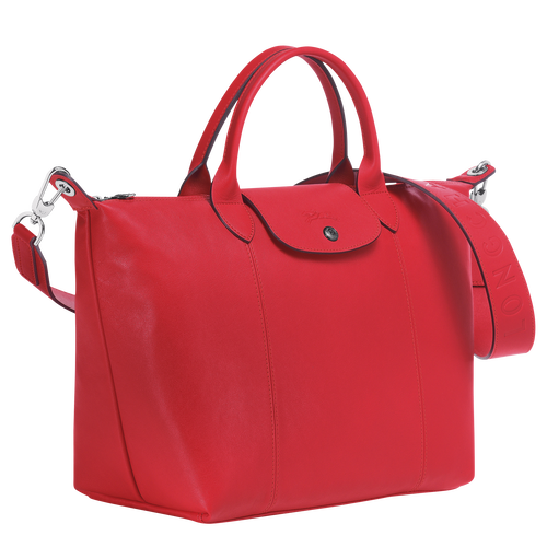 Top handle bag M, Red - View 2 of  4 -