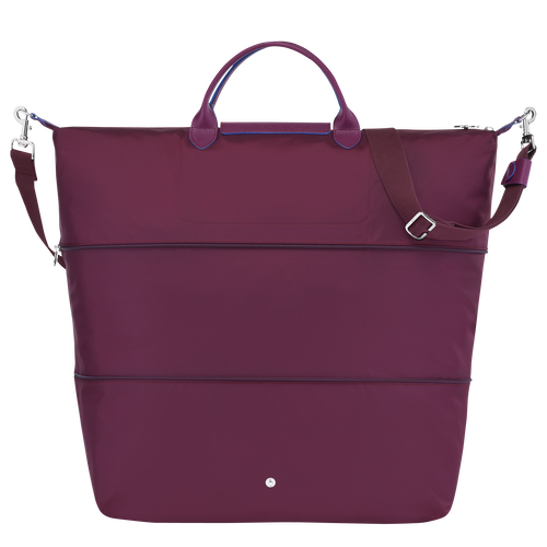 Travel bag, Plum, hi-res - View 3 of 4