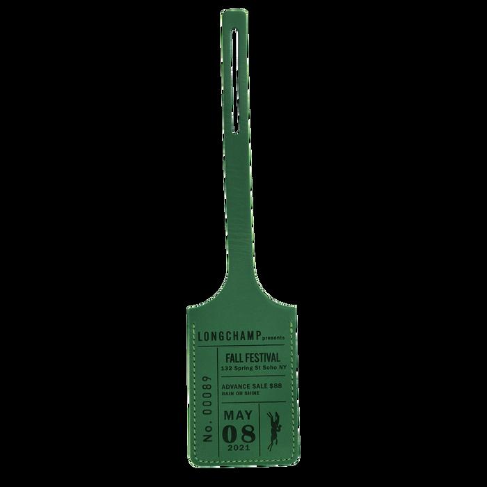 Green District Porte-adresse, Vert