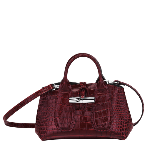 Top handle bag XS, Burgundy - View 1 of 4 -