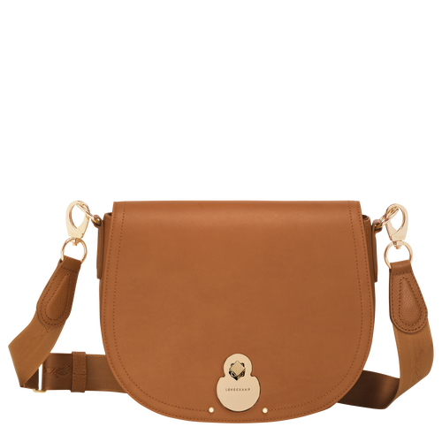 Crossbody bag, Natural, hi-res - View 1 of 3