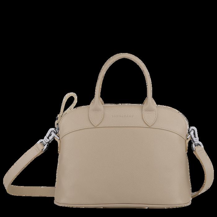 Top handle bag S, Beige - View 1 of  3.0 - zoom in