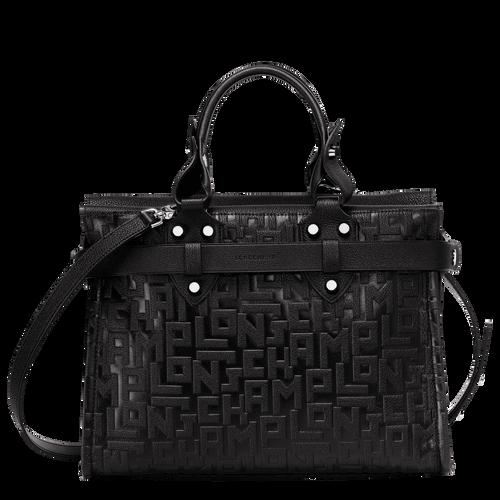 Tote bag, Black, hi-res - View 1 of 3