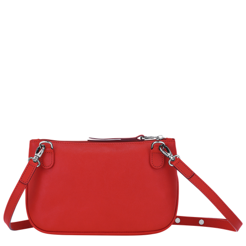 Cross body bag, Vermilion, hi-res - View 3 of 3