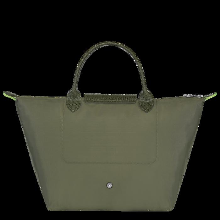 Le Pliage Green Tas met handgreep aan de bovenkant M, Groen