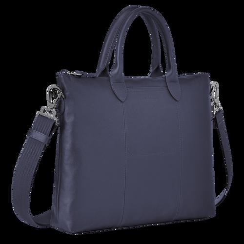 Top handle bag, Navy - View 2 of  3.0 -