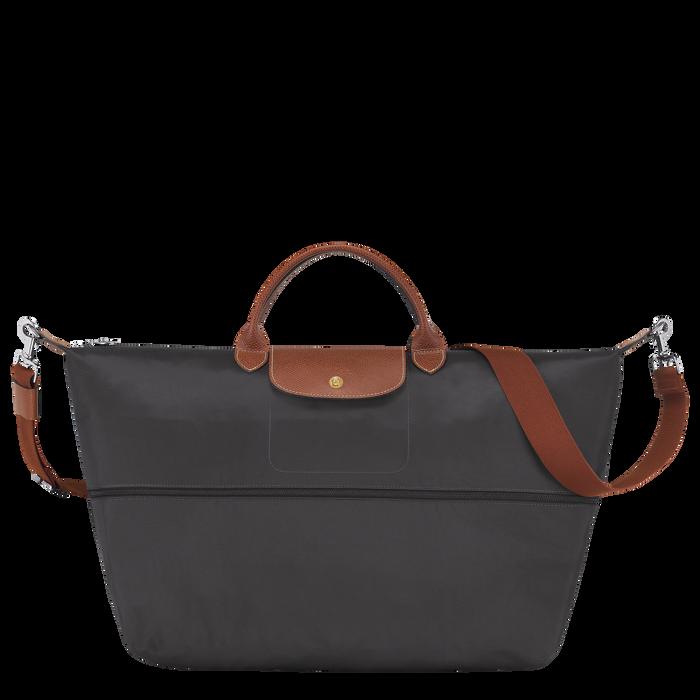 Travel bag, Gun metal, hi-res - View 4 of 4