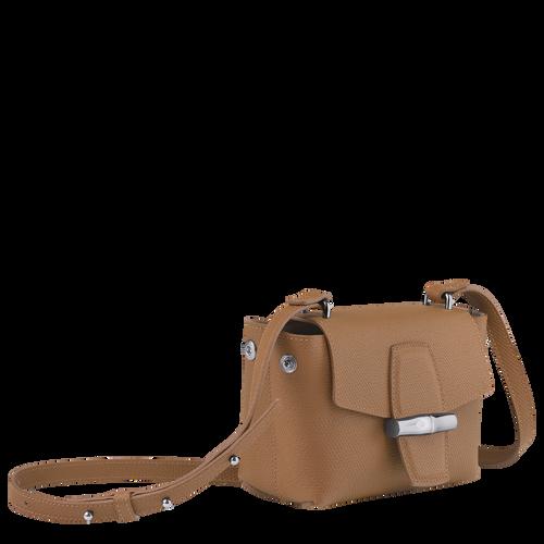 Crossbody bag XS, Natural - View 3 of  4 -