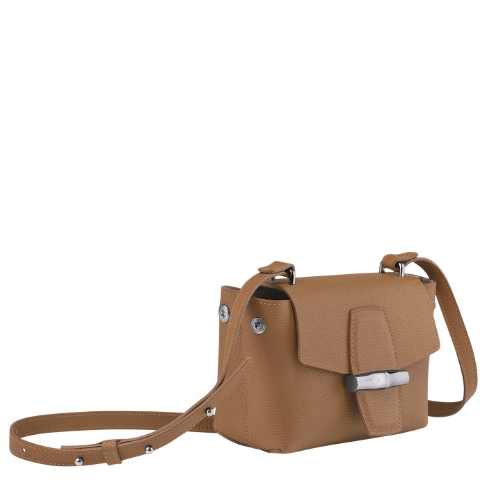 Crossbody bag XS, Natural - View 3 of  4.0 - zoom in