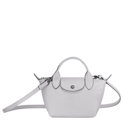 Top handle bag XS, Grey