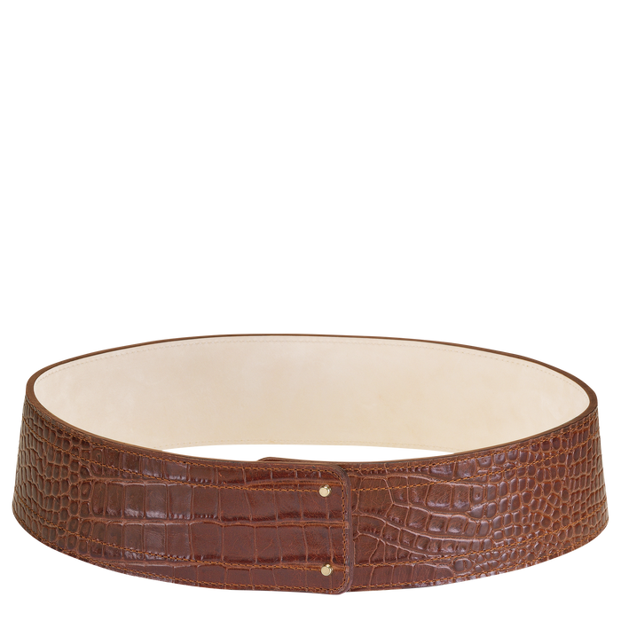 Ladies' belt, Cognac - View 1 of  1 - zoom in