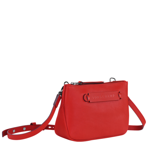 Cross body bag, Vermilion, hi-res - View 2 of 3