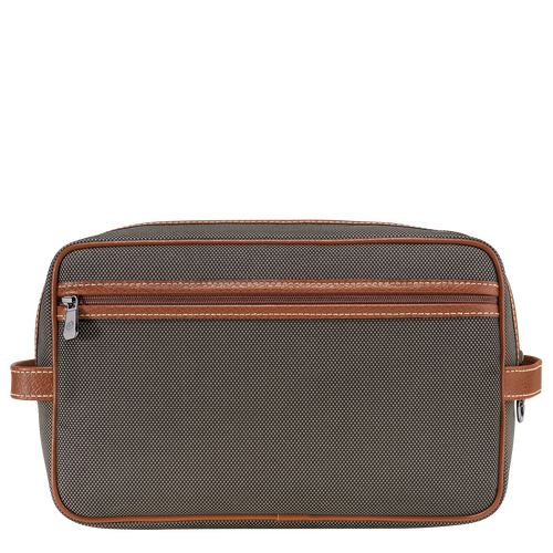 Toiletry case, Brown - View 3 of 3 -