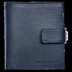 Compact wallet, 556 Navy, hi-res