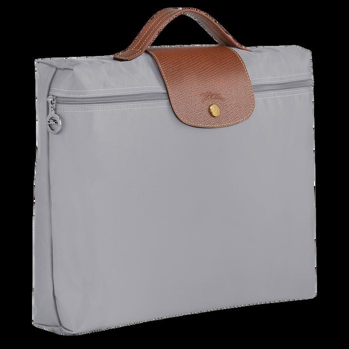 Le Pliage Original Briefcase S, Grey