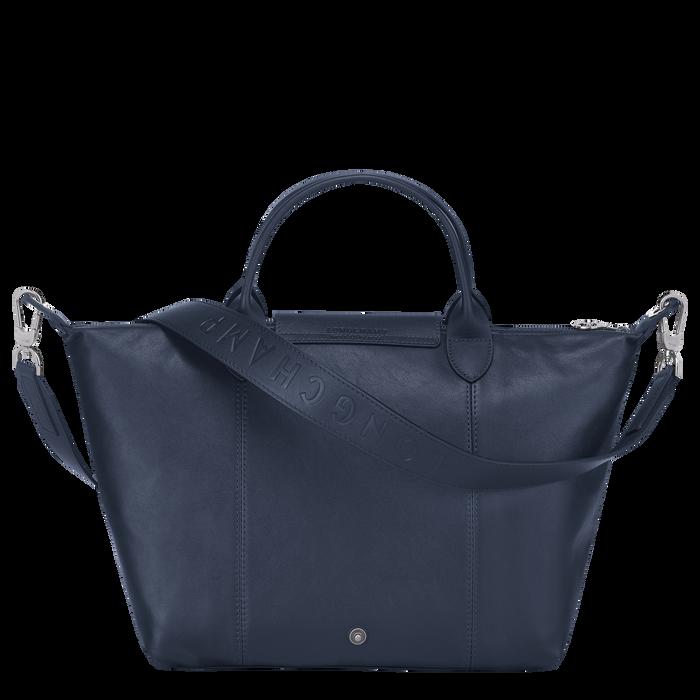Handtasche M, Navy - Ansicht 3 von 5 - Zoom vergrößern