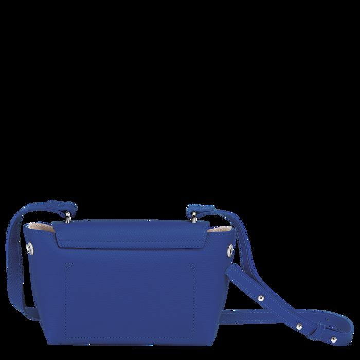Roseau Umhängetasche XS, Blau