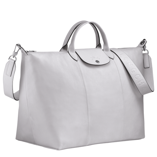 Travel bag L, Grey - View 2 of 3 -
