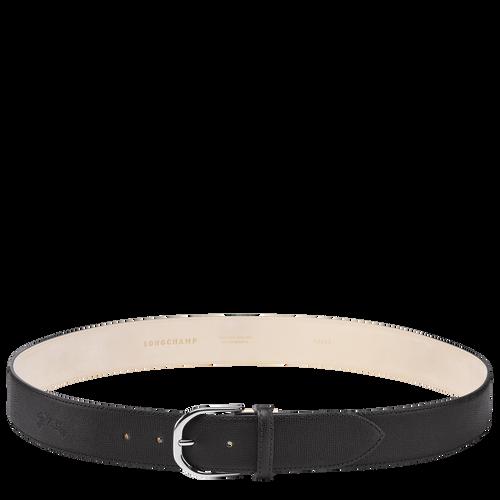 Le Pliage Néo Ladies' belt, Black